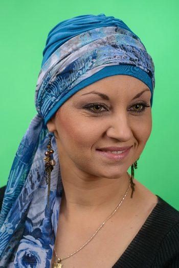 a49626eceaa7f3 Amazonki/chemioterapia : Turban Krystyna