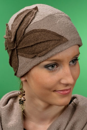 053ed0f90f999c Amazonki/chemioterapia : Turban Nathalie